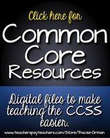 Common Core resources for teachers