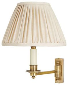 Glover with Narrow Backplate, Distressed Brass - Besselink & Jones Bookcase Lighting, Library Lighting, Contemporary Floor Lamps, Contemporary Design, Hanging Lights, Wall Lights, Wall Lamps, Swing Arm Wall Light, Standard Lamps