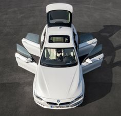 Car_Revs_Daily | 2015 BMW 428i and 435i Gran Coupes Bring Wide, Low Style   xDrive, 4 Doors and Huge Trunks – Arriving Summer 2014 From $43,000 | http://car-revs-daily.com