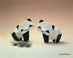 oragami pandas :) OMG!! I love this!