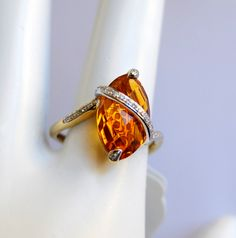 436183712d598 313 Best Rings and things ' Yellow Stones' images in 2019 | Rings ...