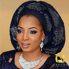 An @oshewabeauty bride never fails. #bride #wedding #yorubabride #yorubawedding
