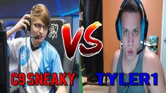 SneakyVs Tyler1 Na Ranked Solo (Grig, Winter) Patch8.24 #lol