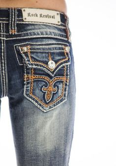 Rock Revival Tricia skinny jeans (28) buy at http://www.amazon.com/dp/B00ATF7RJI/?tag=bh67-20