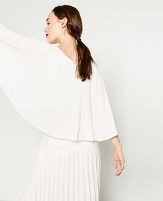 FLOWING LAYERED TOP-View All-TOPS-WOMAN | ZARA United States