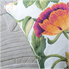 Amazonas (guell-lamadrid.com): add a touch of spring into your room #collection2016 #linen #tropical #colonial #flowers #colors #home #homedesign #homedecor #decor #decoration #homesweethome #interior #lovely #cute #textiles #textildesign #fabric #pattern #texture