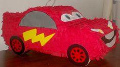 Piñata Cars, enviada por Kitty