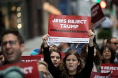 With Trump's rise, Jewish millennials confront the anti-Semitism only their grandparents remember