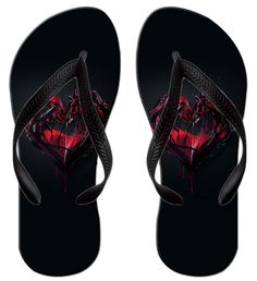 Stylish Lightweight Women's Men's Personalized PUMP V Flip Flops *** Click on the image for additional details.