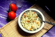 Mint Flavoured Mixed Vegetable Pulao Recipe