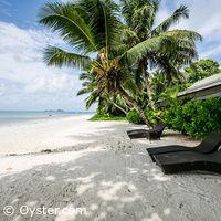Beach at the Villas de Mer