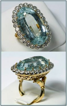 vintage-aquamarine-cocktail-ring