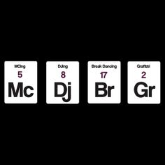 The Four Elements of Hip Hop: Good for when you're doing experiments in the hood. New School Hip Hop, Still Love Her, Santas Workshop, The Four, Hiphop, V Neck T Shirt, Nerdy, Classic T Shirts, Geek Stuff