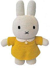 36 Beste Afbeeldingen Van Nijntje Amigurumi Patterns Rabbits En