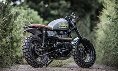 Down & Out Triumph Scrambler (8 of 23)