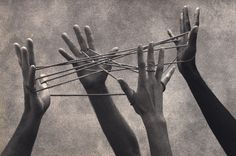 Cat's Cradle - Ray Massey- string to hold object for product class?