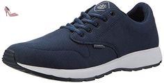 Element  Topaz Trail, chaussons d'intérieur homme - bleu - bleu marine, 45 - Chaussures elment (*Partner-Link)