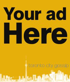 The right way to gossip Toronto City, Gossip, Company Logo, Ads, Logos, Logo, Legos