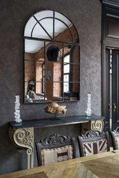 Rustic Light Fixtures, Rustic Lighting, Interior Design And Construction, Apartment Entryway, Black Rooms, Italian Home, Bedroom Floor Plans, Cool Apartments, Living Room Decor