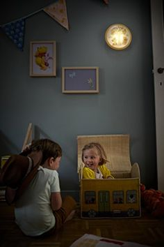 PHILIPS ceiling light WINNIE THE POOH