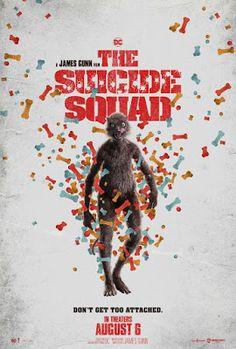 The Suicide Squad 2021 Movie Poster 28 Harley Quinn, Dc Comics, Everything Film, Amanda Waller, Captain Boomerang, King Shark, Film D'action, Michael Rooker, James Gunn