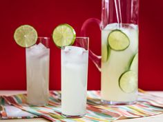 18 Refreshing Recipes for Lemonade and Limeade