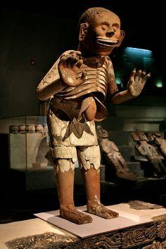 Mictlantecuhtli - Museo del Templo Mayor