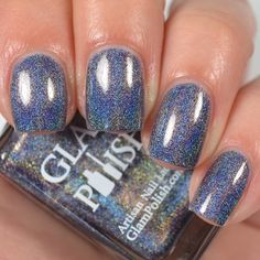 """@glampolish_ """"THWAAK!"""" from the Knockout Part 2 collection"""