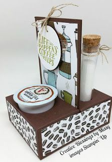Creative Blessings by Missy: Emergency Coffee Kit  With VIDEO