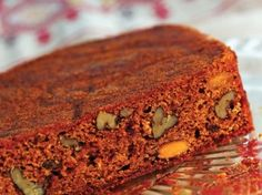 (Kaik el-tamur) Date and Walnut Cake