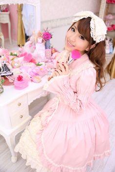 ♡ ♥ ロリータ, Sweet Lolita, Lolita, Loli, Pastel, Victorian, Rococo ♥ ♡ Victorian Lolita Home