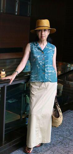 開衿シャツ「吉永1号」16年目の夏を迎えました…☆ | 店主の着こなし | Daily