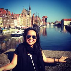 YuQin Lu writes all about her time with the Fall 2014 voyage of Semester at Sea Semester At Sea, Set Sail, Krakow, Sailing, Germany, Fall, Travel, Candle, Autumn