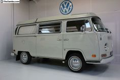 1970 VW Campmobile -- I took my driver's test in a Campmobile.  PA Trooper was so impressed that I think he passed me before we started!