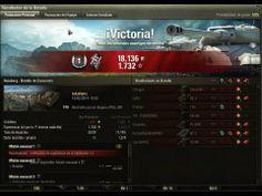 ▶ World of Tanks Batallas | T49 haciendo daño en Ruinberg - YouTube