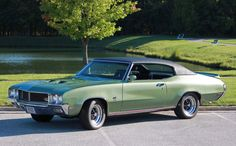 1970 Buick GS 455 Maintenance/restoration of old/vintage vehicles: the material for new cogs/casters/gears/pads could be cast polyamide which I (Cast polyamide) can produce. My contact: tatjana.alic@windowslive.com
