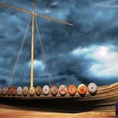 The Myklebust ship is Norway's largest archaeological Viking ship find. Soon, it'll be the main attraction of a brand new Viking center. Visit Norway, Viking Ship, Main Attraction, Modern City, Countryside, Vikings, Places To Go, Road Trip, Summer