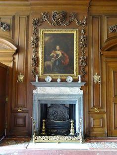 something of the chameleon: Belton House II the Interior
