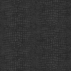 Shop for Graham & Brown Crocodile Black Wallpaper. Get free delivery On EVERYTHING* Overstock - Your Online Home Improvement Destination! Vinyl Wallpaper, Buy Wallpaper Online, Brown Wallpaper, Home Interior Design, Interior Decorating, Classic Interior, Pastel Interior, Powder Room Design, Cool Walls