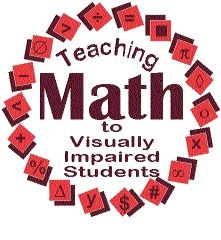 Teaching Math to Visually Impaired Students from TSBVI *repinned by WonderBaby.org