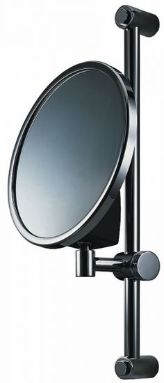 "The French Reflection Etoile Horizon 7-1/2"" Vertical Sliding Mkeup Mirror   seattleluxe.com"