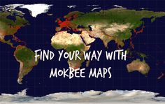 Let's face it, the mapping application that came on your phone probably isn't the best. Check out MokBee Maps and personalize your mapping experience.