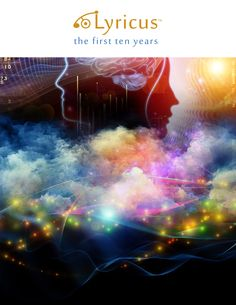 The cover art for Lyricus: The First 10 Years.