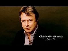 Lovely tribute to Christopher Hitchens.
