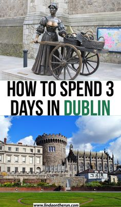 The ultimate 3 days in Dublin itinerary you must use| Find out how to spend 3 days in Dublin| Dublin| Ireland| Europe| Here is a list of things to do and see when you have 3 days in Dublin #dublin #dublinireland #europe #europetraveltips #travel #traveltips