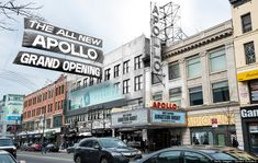 Apollo Theater - A Celebration Of Black History, Yesterday And Today, In 12 Jaw-Dropping Photos