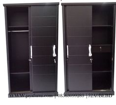 Jual lemari jati minimalis dengan 2 pintu sliding model minimalis, pintu lemari ini bisa di geser ke samping gtanpa harus membuka ke depan, lemari termurah