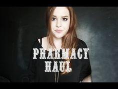 Pharmacy Haul!