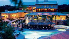 Lake Austin Spa Resort, Austin, Texas