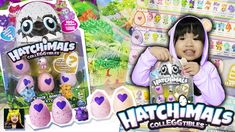 NEW 2018 Hatchimals Colleggtibles Unboxing - Jec-jec's Corner Kids Toys, Corner, Creatures, Seasons, Cute, Childhood Toys, Children Toys, Seasons Of The Year, Kawaii